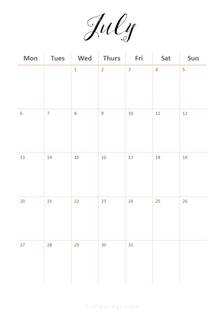 Download Kalender 2020 Indonesia Pdf Dan Free Printable Planner Gratis To Organize Your Days